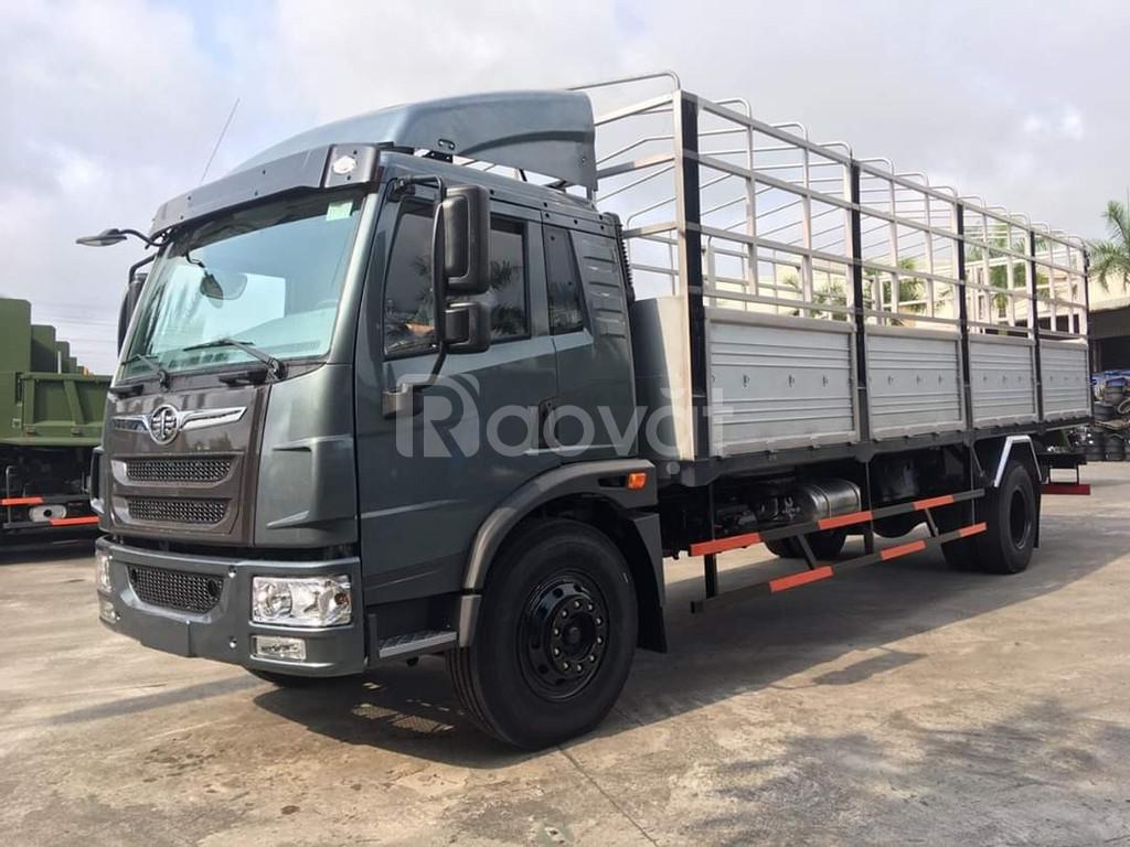 Xe tải faw 8 tấn thùng dài 8m2 đời 2020  giá rẻ Bình Dương