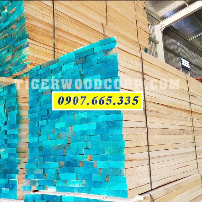 Bán gỗ sồi nga Nha Trang