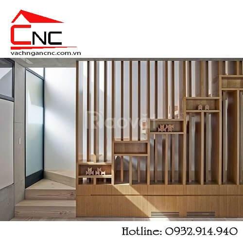 7 mẫu lam gỗ cầu thang cnc có báo giá kích thước tốt