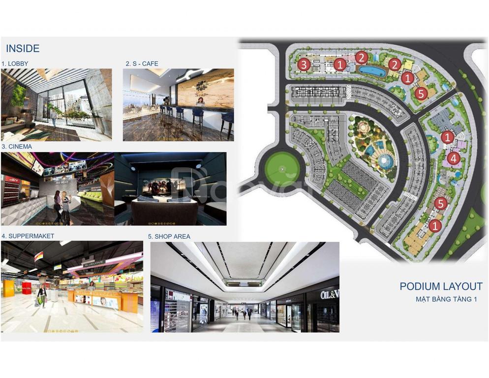 Bán Penhouse dự án Sunshine City khu đô thị Ciputra