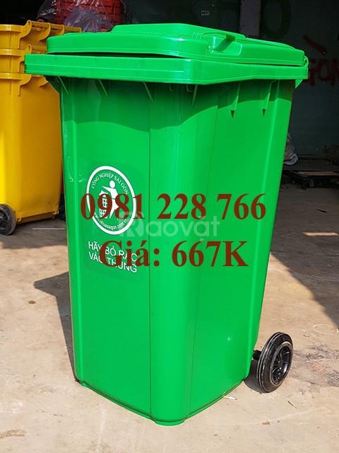 Mua thùng rác nhựa ở địa chỉ nào tại Hà Nội
