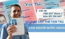 Làm thế nào để đăng ký thẻ tạm trú tại Việt Nam ?