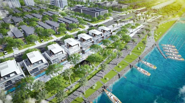 Đất dự án ven sông Cổ Cò, tiềm năng lớn cho khách đầu tư (ảnh 1)