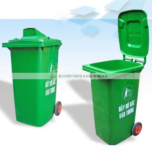 Lợi ích không ngờ khi mua thùng rác nhựa Hà Nội chất lượng cao, giá rẻ