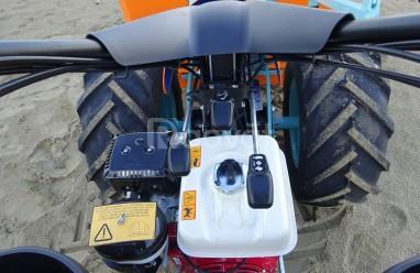 Máy sàng cát bãi biển (Loại tự hành) (ảnh 6)