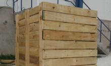 Thùng gỗ pallet mua ở đâu TPHCM, giá bao nhiêu