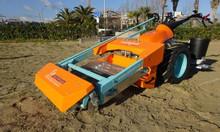 Máy sàng cát bãi biển (Loại tự hành)