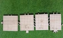 Đồ chơi gỗ trẻ em Set tô màu Number blocks từ 1-100