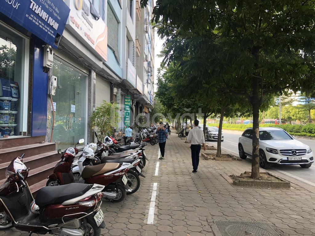 Cần cho thuê sàn văn phòng mặt đường Trần Vỹ