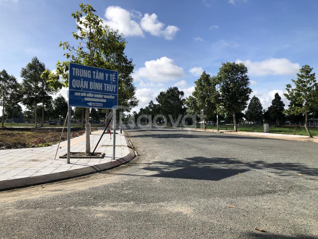 Kẹt vốn bán gấp nền đố diện trường tiểu học Quận Bình Thủy