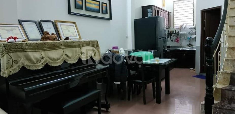 Kim Ngưu 48m2 ngõ ba gác nhà mới sửa sang nội thất