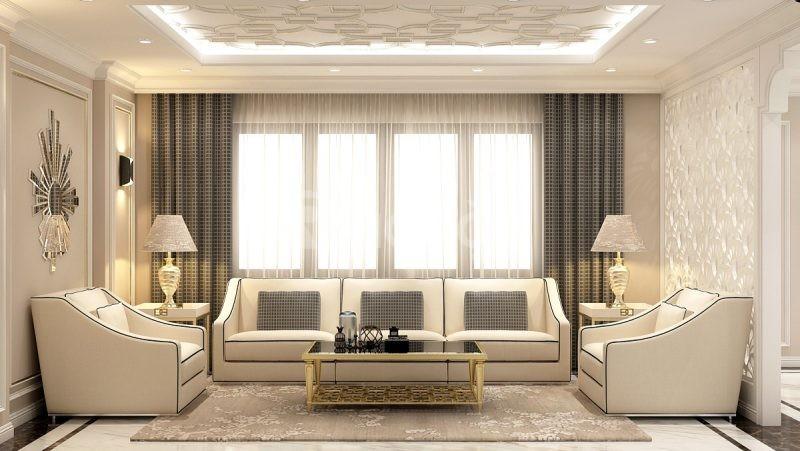 Thiết kế thi công nội ngoại thất tân cổ điển