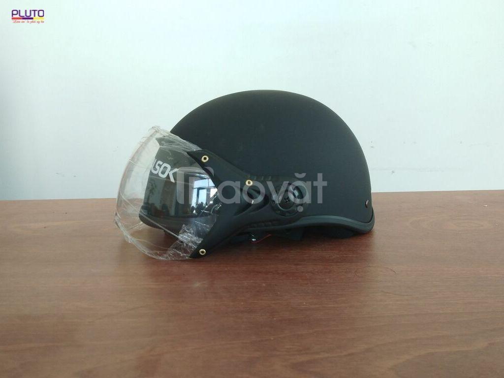 Đặt nón bảo hiểm in logo giá rẻ tại TPHCM (ảnh 1)