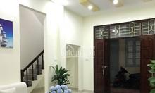 Bán nhà riêng ngõ 27 Võ Chí Công 55m2*5 tầng, ngõ thông thoáng giá 3.8 tỷ