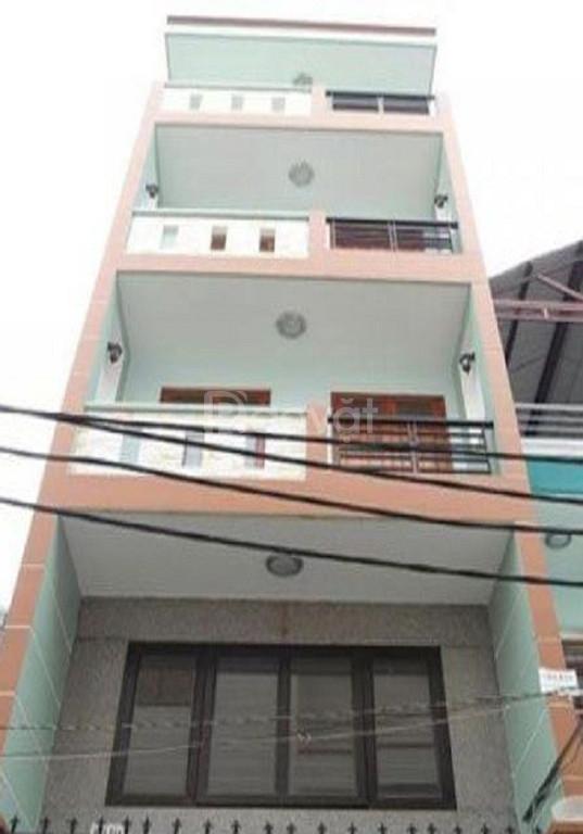 Bán gấp nhà MTKD Đất Thánh, Tân Bình, 3,7x11M, 4 tầng