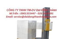 Máy quấn màng pallet WP-55 xuất sứ Đài Loan giá tốt dễ sử dụng