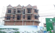 Bán Shophouse giá rẻ hơn chung cư, tặng miếng đất 90m2 mặt tiền 20m