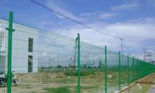 Nơi sản xuất và cung cấp lưới thép hàng rào dập sóng dây 4, dây 5