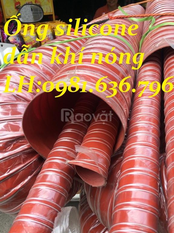 Ống silicone D50, D63,D76.D90, D100,D120, D150. D200.