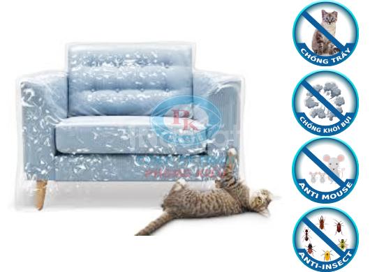 Túi pe - Túi trùm ghế sofa, nội thất (ảnh 4)