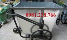 Hành Tinh Xanh bán xe đẩy rác 500 lít đẹp, giá rẻ