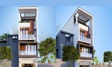 Thiết kế thi công nhà phố 4x15m đầy nắng gió