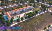 Bán nền đối diện trường học trung tâm Cần Thơ giá chỉ 19,9 triệu/m2
