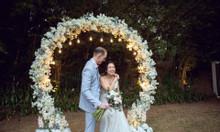 Chụp ảnh ăn hỏi, phóng sự cưới tình tứ của cặp đôi