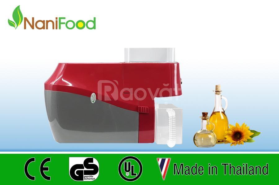 Máy ép dầu lạc gia đình Nanifood NNF 800A