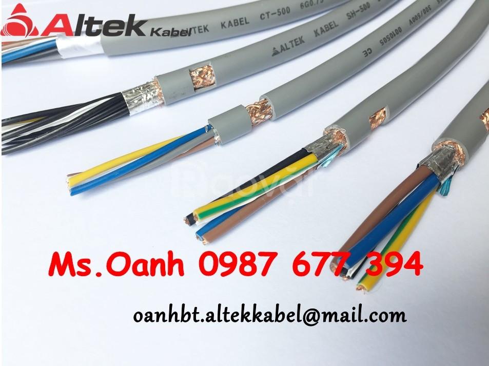 Cáp điều khiển Altek Kabel 1 Pair 18AWG