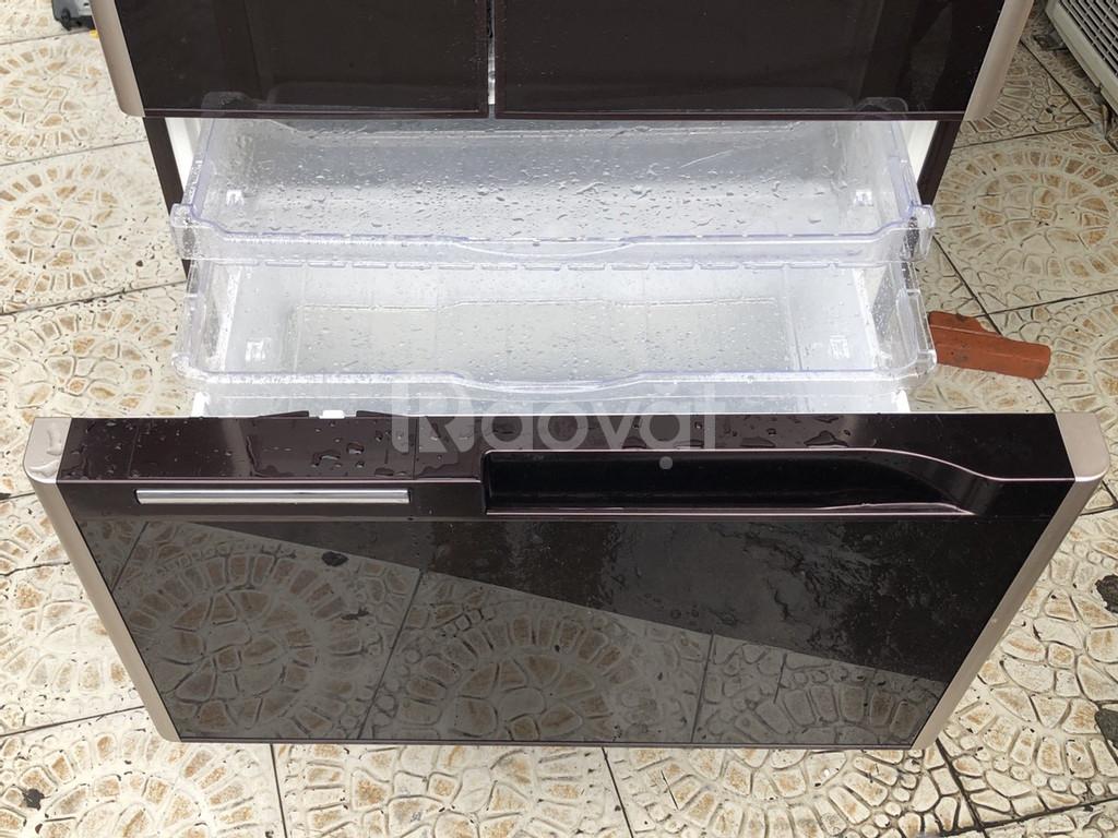Tủ lạnh nội địa nhật Hitachi R-G5200D -517Lít -Date 2013 (ảnh 7)