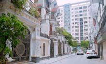 Khu phố đẹp Hà Nội nhà Trung Kính 40m2*5 tầng ôtô đỗ cửa