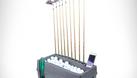 Máy phát bóng golf lên tee nhập khẩu (ảnh 1)