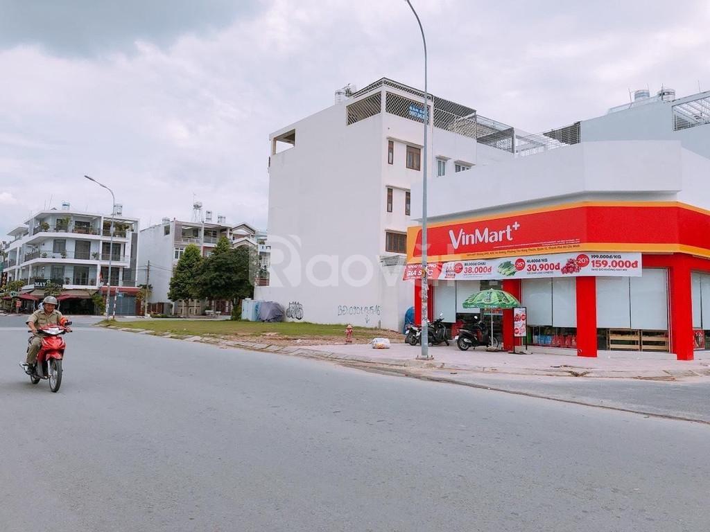 Cần bán nhà 2 mặt tiền đường Quang Trung và Thái Bình Q12 muốn bán SHR