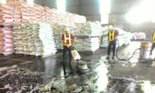 Dịch vụ vệ sinh chà sàn ở Bình Dương