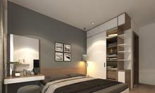 Thiết kế nội thất chung cư 2 phòng ngủ theo phong cách hiện đại đơn