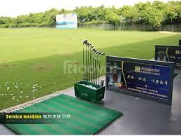 Máy phát bóng golf lên tee nhập khẩu (ảnh 5)