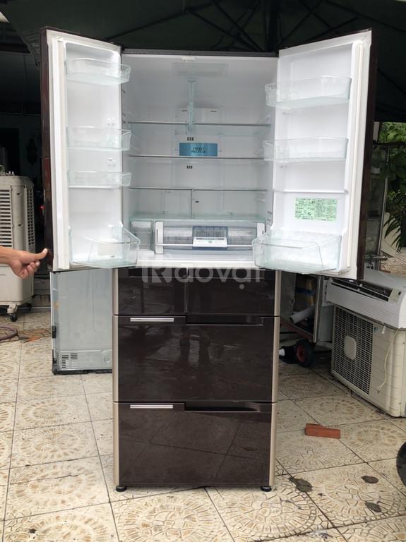 Tủ lạnh nội địa nhật Hitachi R-G5200D -517Lít -Date 2013 (ảnh 3)