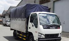 Xe tải Isuzu QKR230 thùng dài 3m6 hỗ trợ ngân hàng 80%