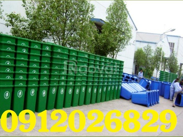 Tổng kho thùng rác nhựa các loại - Hành Tinh Xanh