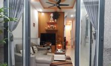 Nhà đẹp 1 sẹc ngắn vừa ở vừa cho thuê xã Tân Xuân Hóc Môn