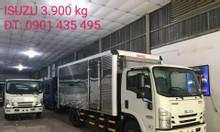 Isuzu 3.9 tấn, thùng kín 5.2m, KM 50% thuế trước bạ,  máy lạnh