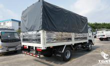 Xe tải Jac L500 thùng bạt, tải trọng 5 tấn giá trả góp 70%