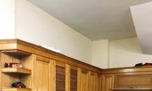 Nhà tự xây đẹp, nội thất xịn, phố Khương Đình 35m2x4T
