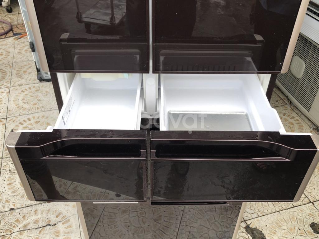 Tủ lạnh nội địa nhật Hitachi R-G5200D -517Lít -Date 2013 (ảnh 5)