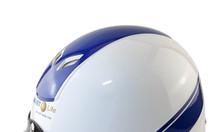 In logo thương hiệu lên mũ bảo hiểm giá rẻ tại Quảng Nam