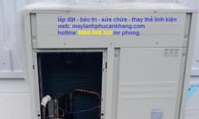 Thi công ống đồng cho máy lạnh multi