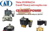 Van áp suất CS Fluid Power