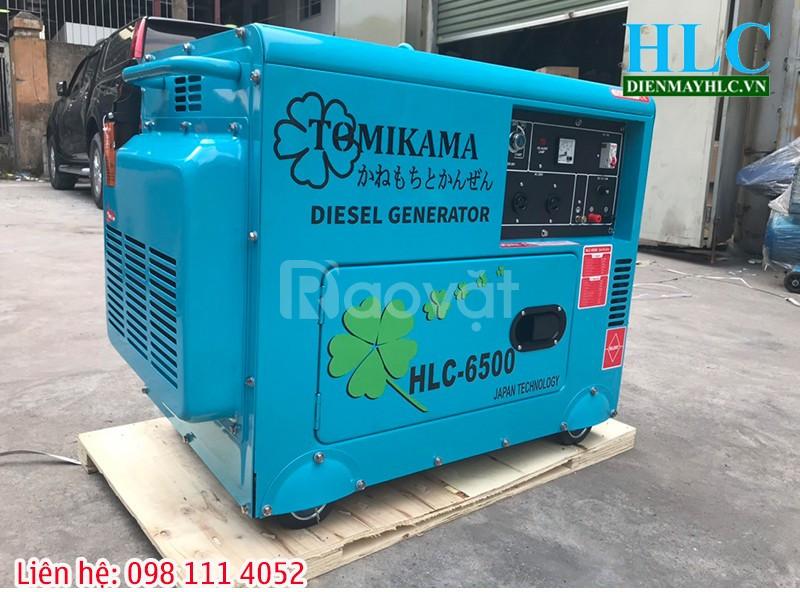 Giới thiệu về máy phát điện chạy dầu Tomikama