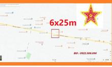Bán nhà mặt tiền, ngã tư Dê Sáu Bão, Ngãi Giao, Châu Đức BRVT 2,1 tỷ